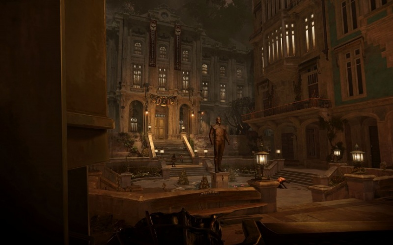 Dishonored: Death of the Outside