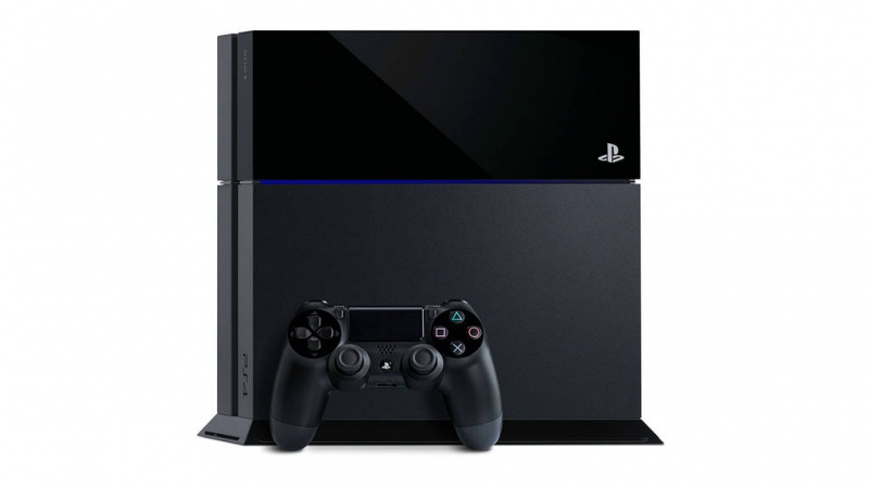 Sony PlayStation 4 (PS4) 500Gb (RUS) Черная + GTA 5