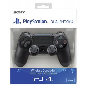 Геймпад Sony Dualshock 4 NEW черный
