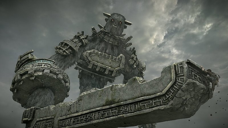 Shadow of the Colossus. В тени Колосса