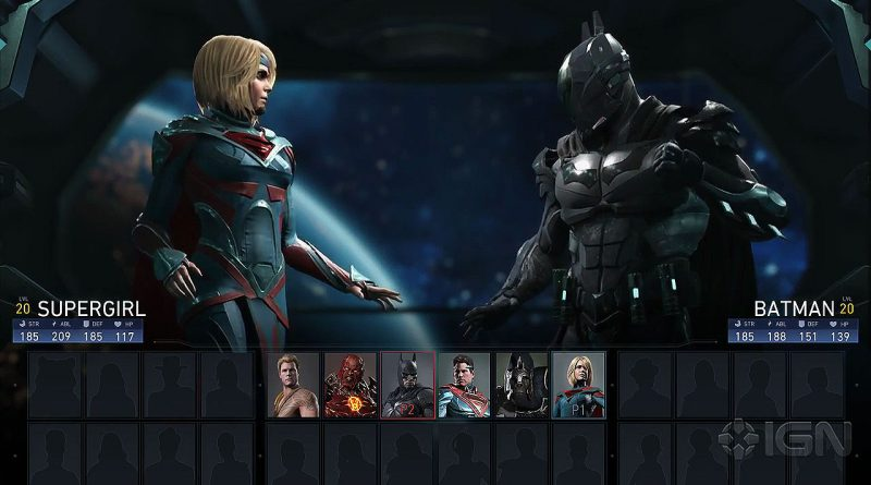 Injustice 2. Day One Edition