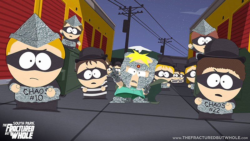South Park: The Fractured but Whole. Deluxe Edition