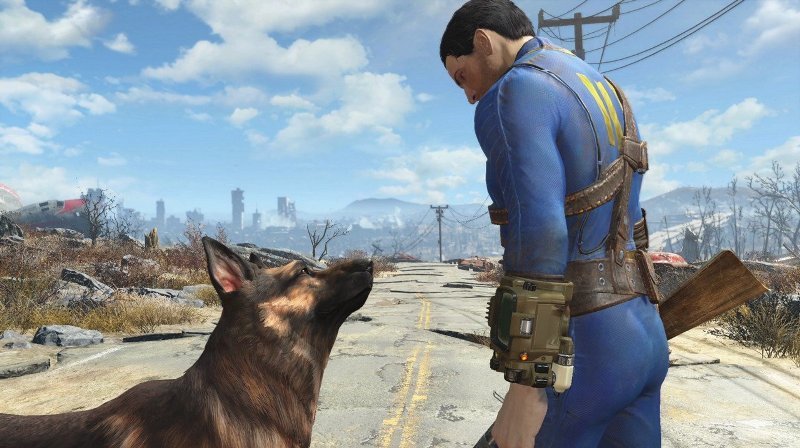 Fallout 4. Game Of The Year