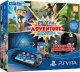 Sony PlayStation Vita (PS Vita) 2008 (RUS) Wi-fi + 8 GB Memory Card + Mega Pack Adventure 5 игр