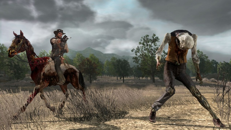 Red Dead Redemption. Game of the Year Edition