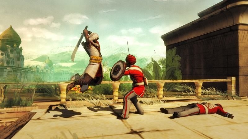 Assassin's Creed Chronicles Трилогия