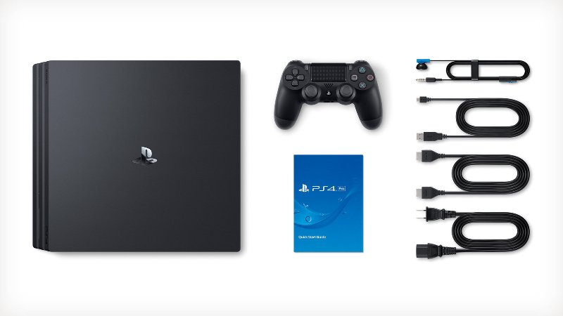 Sony PlayStation 4 (PS4) Pro 1Tb (RUS) Черная