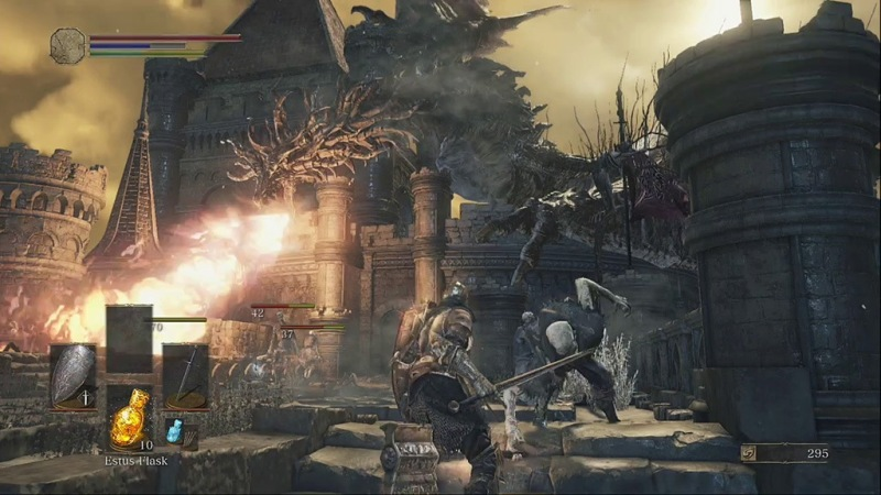 Dark Souls III (3). The Fire Fades Edition. Игра Года