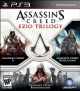 Assassin's Creed Ezio Trilogy