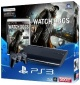 Sony PlayStation 3 (PS3) Super Slim 500Gb (RUS) + Watch Dogs