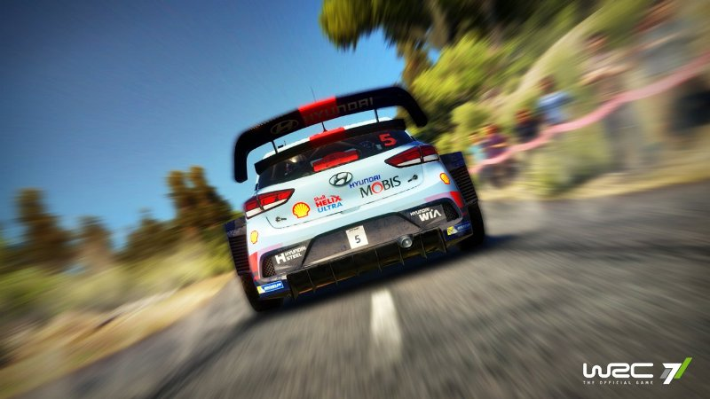 WRC 7 - The Official Game