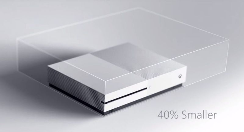 Microsoft Xbox One S 500GB (RUS)