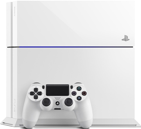 Sony PlayStation 4 (PS4) 500Gb (RUS) Белая